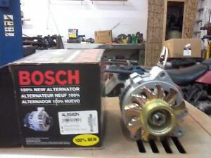 Rebuilt 100 amp AC Delco Alternator for  Chev. pickups