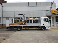 Plant And Machinery UK Transport Up To 4 Tonnes