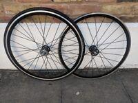 Tifosi track bike / bicycle wheels 700c. Fixed gear. Fixie.
