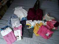 Girls clothing bundle age 4 *Over 20 items*