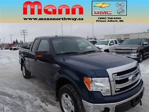 2014 Ford F-150 Cruise control, Keyless entry, Traction control,