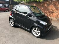 2010 10 plate Smart fortwo pulse convertible must sell this weekend