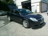 07 Vauxhall Vectra 1.8 Ex 5 door black clean car great driver ( can be viewed inside anytime)