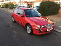 Rover 25 mot march