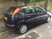 Ford Focus 1.6 Blue 2002 Only 100K with 11 Months MOT £550