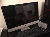 """2011 27"""" iMac in excellent condition"""