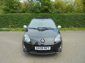 2008/08 Renault Twingo 1.2 GT 3dr *NEW CAMBELT**PANORAMIC ROOF**FULL SERCVICE HISTORY*