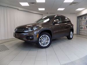 2015 Volkswagen Tiguan 4 Motion, Special Edition, Mags, Automati