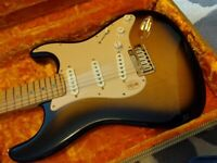 Fender 50th anniversary Deluxe Strat outfit