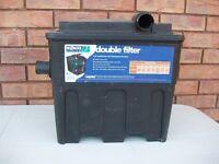 Hozelock Cyprio Double Filter