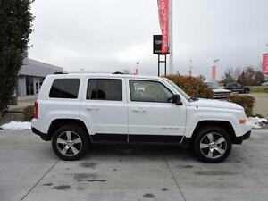 2016 Jeep Patriot High Altitude, Leather, Nav, Sunroof, 1 Owner