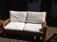 Good condition sofa, 2 chairs and table - going free but you will need to collect.