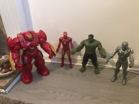 Avengers interactive toys