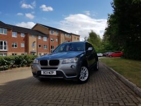 BMW X3 2.0 20d xDrive 5dr Automatic Finance Available