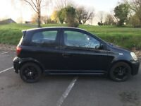 FOR SALE TOYOTA YARIS T-SPIRIT D-4D 1.5 **£575** NO OFFERS