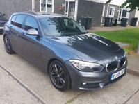 2016 BMW 1.5D ED PLUS MINT CONDITION FULL SERVICE HISTORY