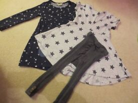 2 Next Dresses/outfits 2-3 years
