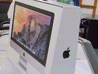 "NEW Apple iMac 21.5"" Retina 4K - 50% OFF RRP"