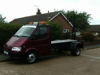 ford transit smiley speclift (recovery)