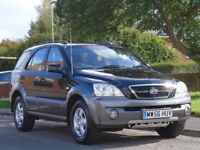 KIA Sorento 2.5 CRDi XE 5dr£2,699 p/x welcome 1 OWNER,FULL DEALER SERVICE