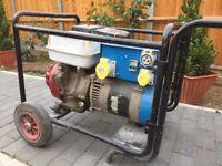 Petrol generator HONDA Engine 6kw 110GWO