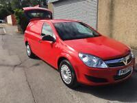 Vauxhall Astra van 1.7 cdti. 12 month Mot
