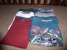 Boys Clothes Bundle, 14-15 Yrs