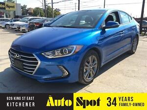 2017 Hyundai Elantra LOW, LOW KMS!/PRICED FOR AN IMMEDIATE SALE