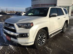 2014 Toyota 4Runner Limited 5-Passenger - Off-Lease / No Acciden