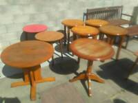 Round tables (8)