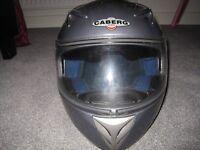 Caberg full face motorcycle helmet - Size XS