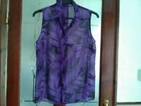 Size 16 blouse