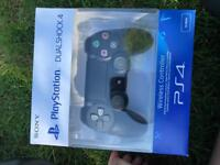 PS4 controller still boxed