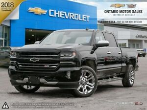 2018 Chevrolet Silverado 1500 2LZ 4WD / 'Z71' OFF-ROAD PACKAG...