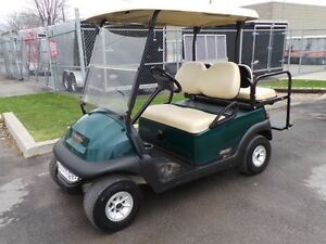 2006 club car Precedent GAS  4PASSENGER GOLF CART