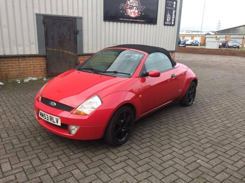 Ford Ka Street Car Convertible For Sale