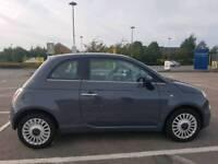 2011 (61) Fiat 500 Lounge *BRAND NEW MOT*