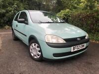 Vauxhall Corsa 1.2 Club- 7 Months MOT not ford, Astra, Peugeot, seat