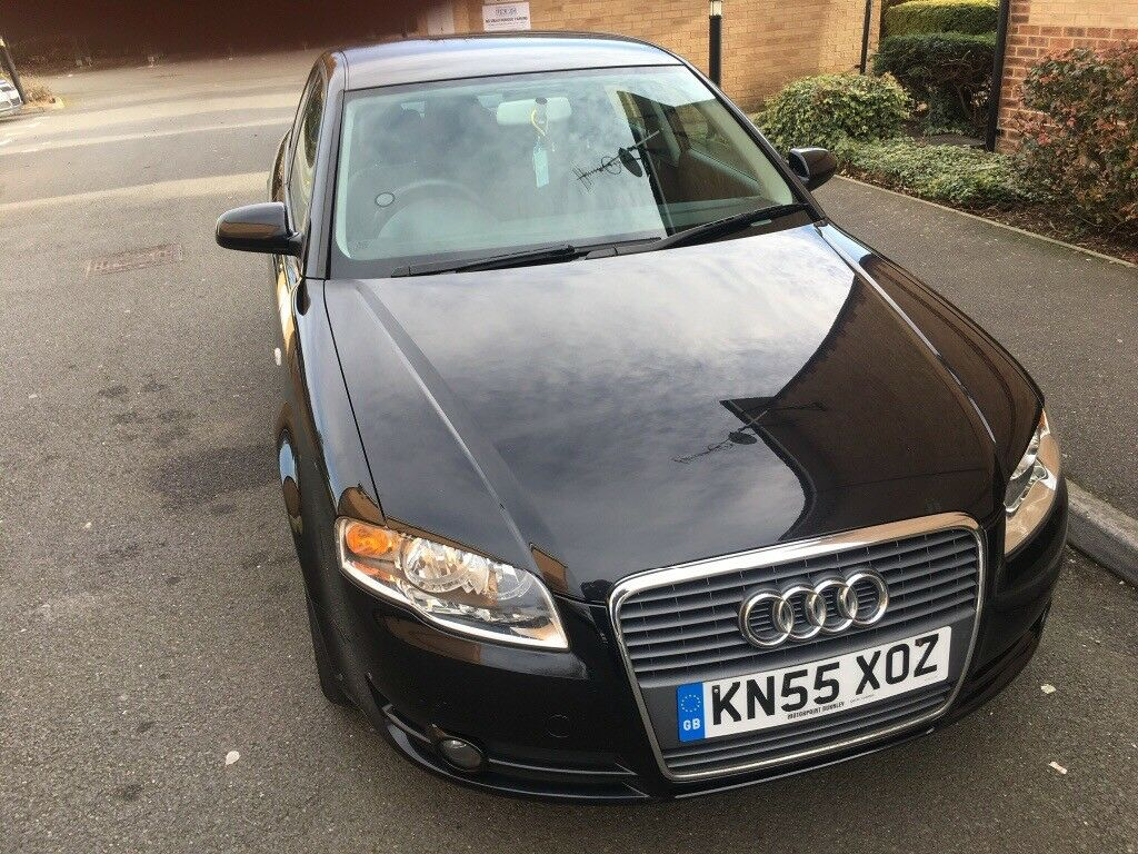 2005 Audi A4 2.0 TDI Diesel,Manual,4 Door Saloon,MOT,TAX(as passat golf bora a6 jetta astra vectra