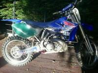 Yamaha yz yz250 not cr sx rm yzf 125