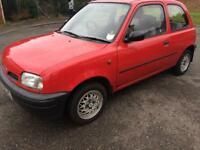 Nissan micra 1.0 manual. Price reduced