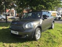 Mini Countryman only 22000 miles