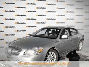 2011 Buick Lucerne CX PST PAID***V6 POWER***LOTS OF ROOM