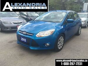 2012 Ford Focus SE auto loaded