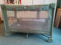 Graco Pack 'n Play Travel Cot