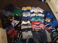 Boys bundle of clothes Age 2-3