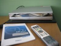 HUMAX 9200 freeview recorder dual tuner PVR