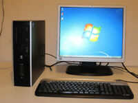 Fast Machine HP Elite 8100 i5 Tower setup