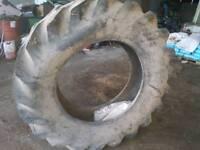 Goodyear crossply 18.4 × 34 tyre