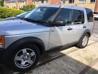 LANDROVER DISCOVERY 3. TDV6. 83400 miles